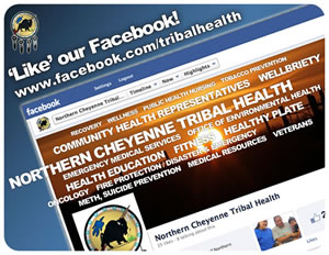 tribal health on facebook